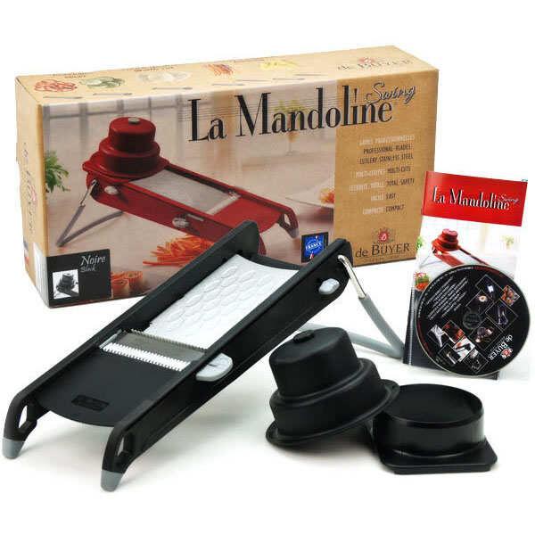 de Buyer Mandoline Swing - de Buyer - La mandoline complète