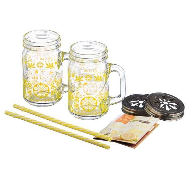 Kilner Kit limonade maison - Le coffret