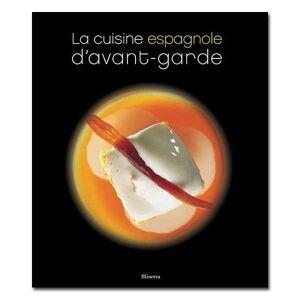 Minerva La cuisine espagnole d'avant-garde - Livre en Français - Publicité