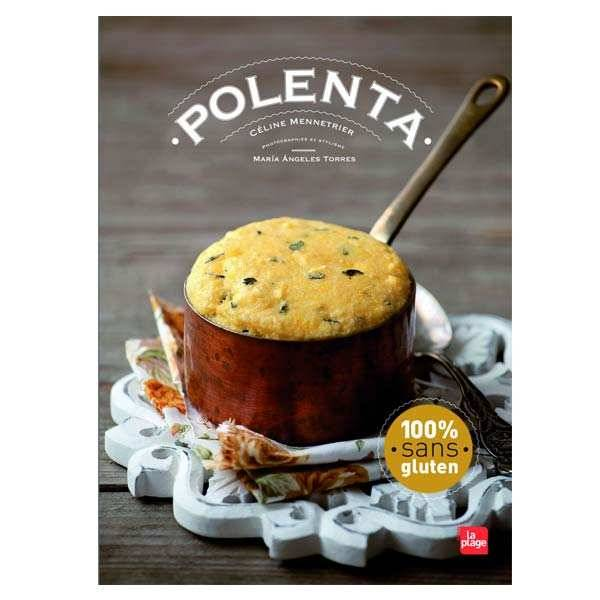 Editions La Plage Livre Polenta 100% sans gluten - Livre