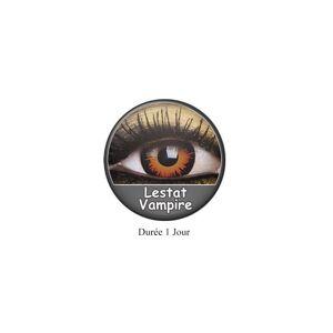 Générique LENTILLES 1 JOUR LESTAT VAMPIRE - Publicité