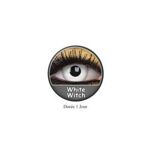 Générique LENTILLES 1 JOUR WHITE WITCH - Publicité