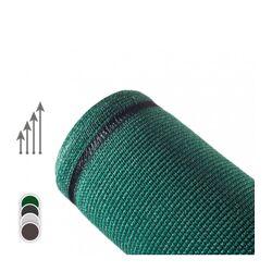 10ML de Brise vue Toile SUPER - Couleur - Gris 7016, Hauteur - Ht 1m00
