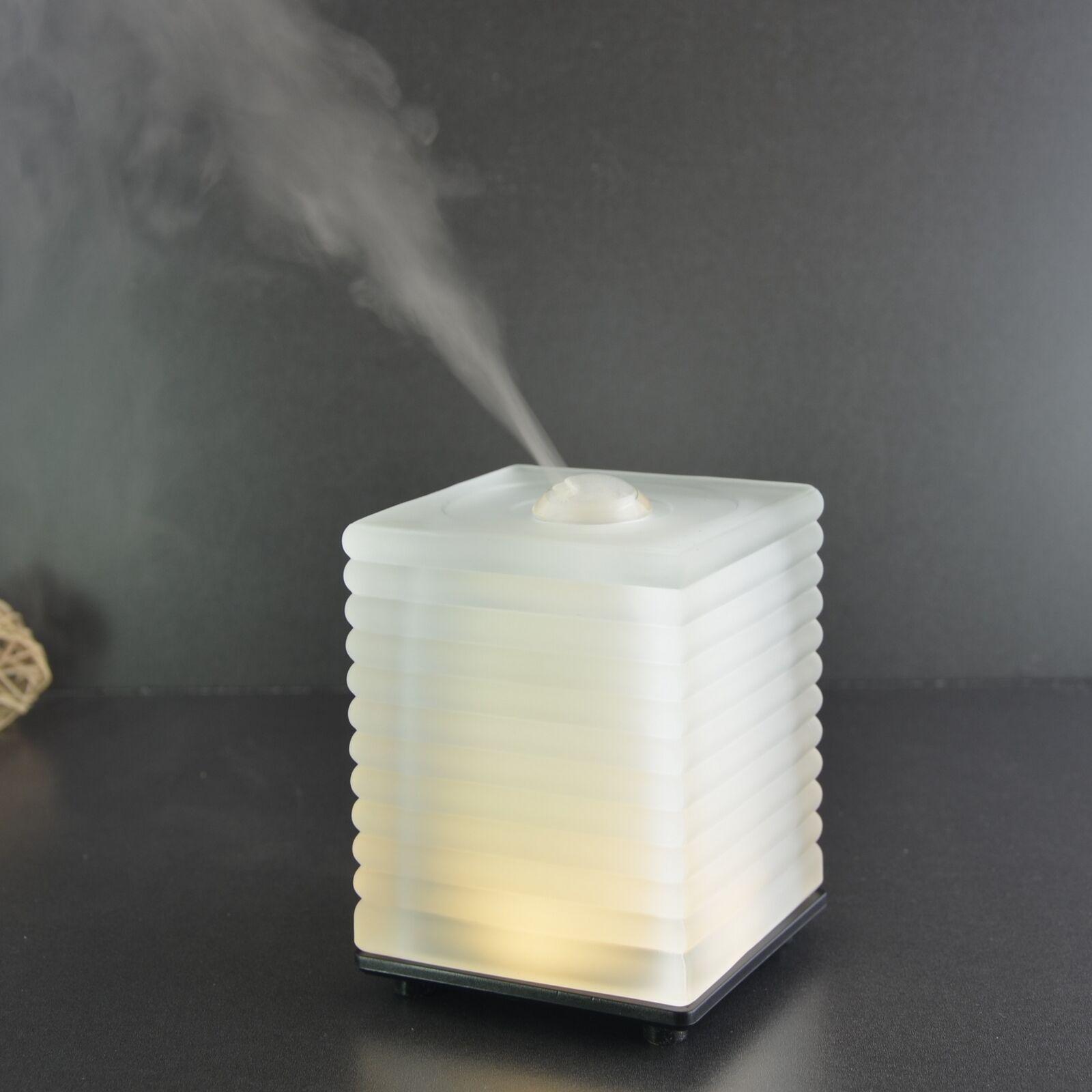 Zen'Arôme Diffuseur d'huiles essentielles ultrasonique en verre Freez