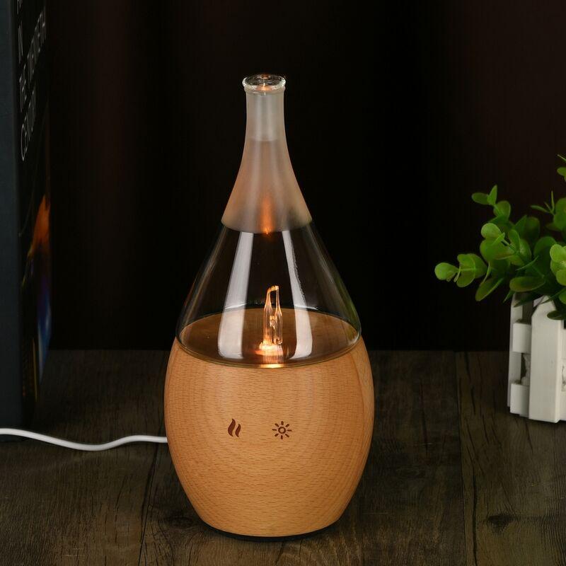 Zen'Arôme Diffuseur d'huiles essentielles nébulisation programmable Bolea