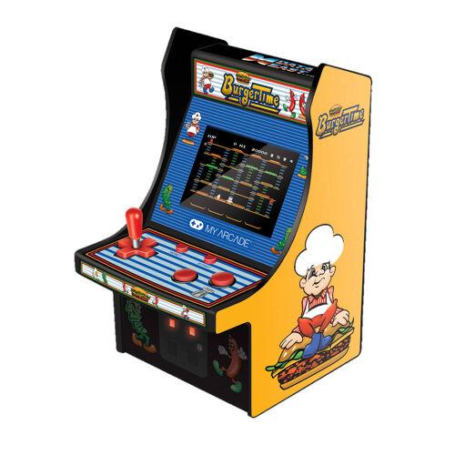 My Arcade Console mini Burgertime