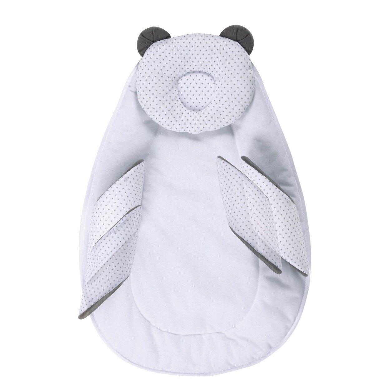 Candide Support de sommeil bébé Panda Pad