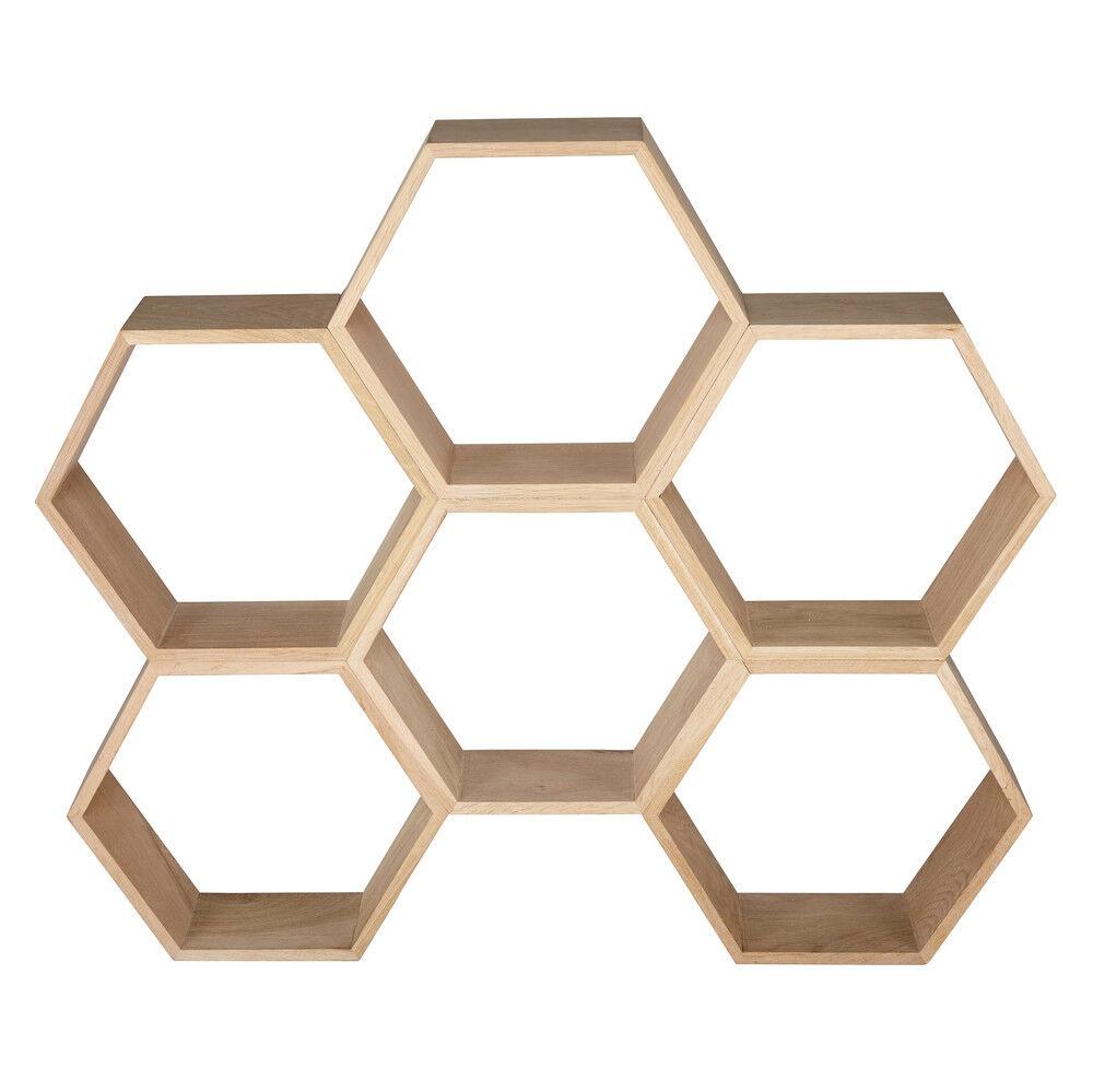 Maisons du Monde Etagre nid d'abeille en chne