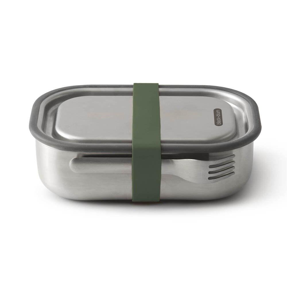 Black and Blum Lunch box acier multifonctions vert olive