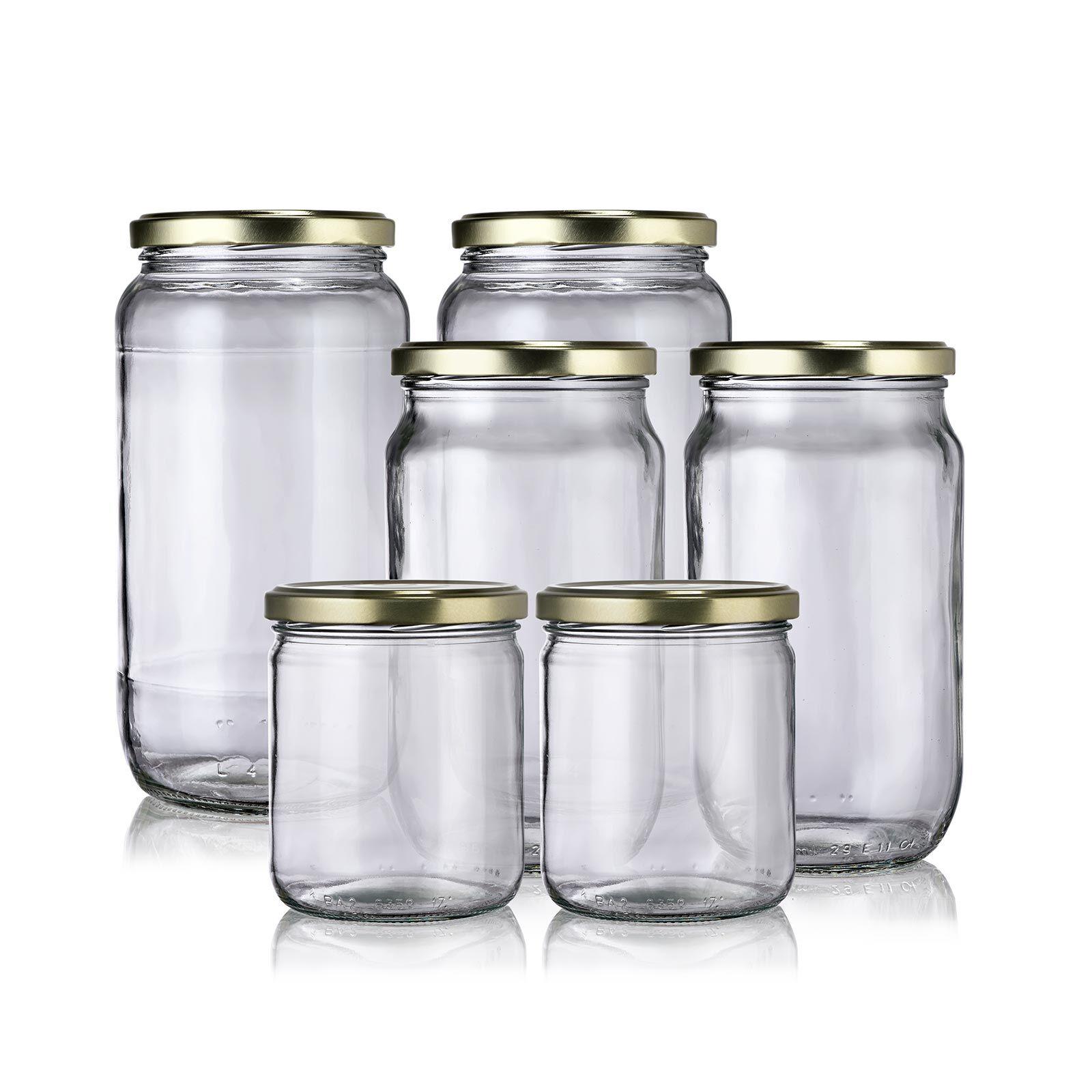 Little Pots Lot bocaux hermétiques verre zéro déchet Baluchon