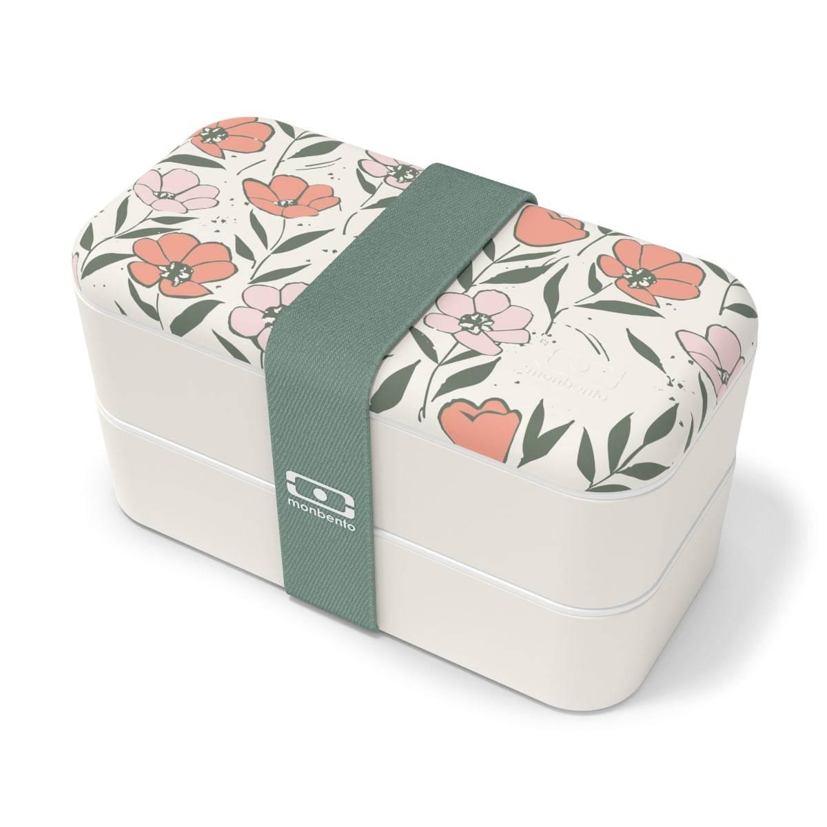 Monbento Bento graphic bloom 1L