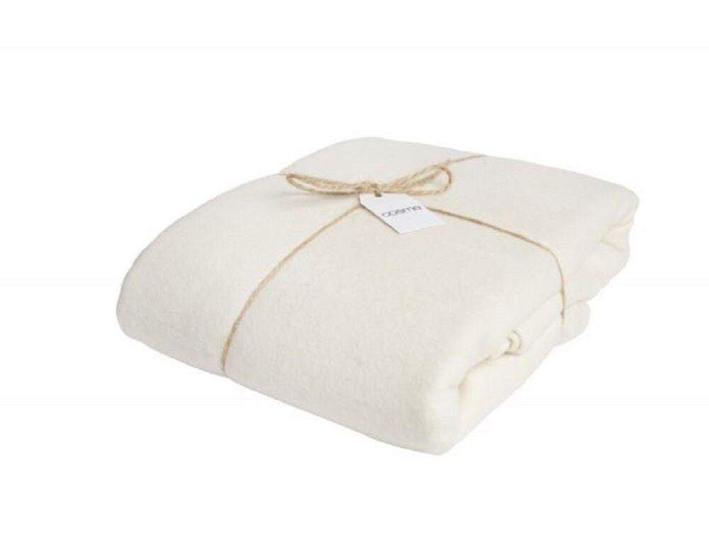 Cosme Alse naturelle en coton bio 160x200