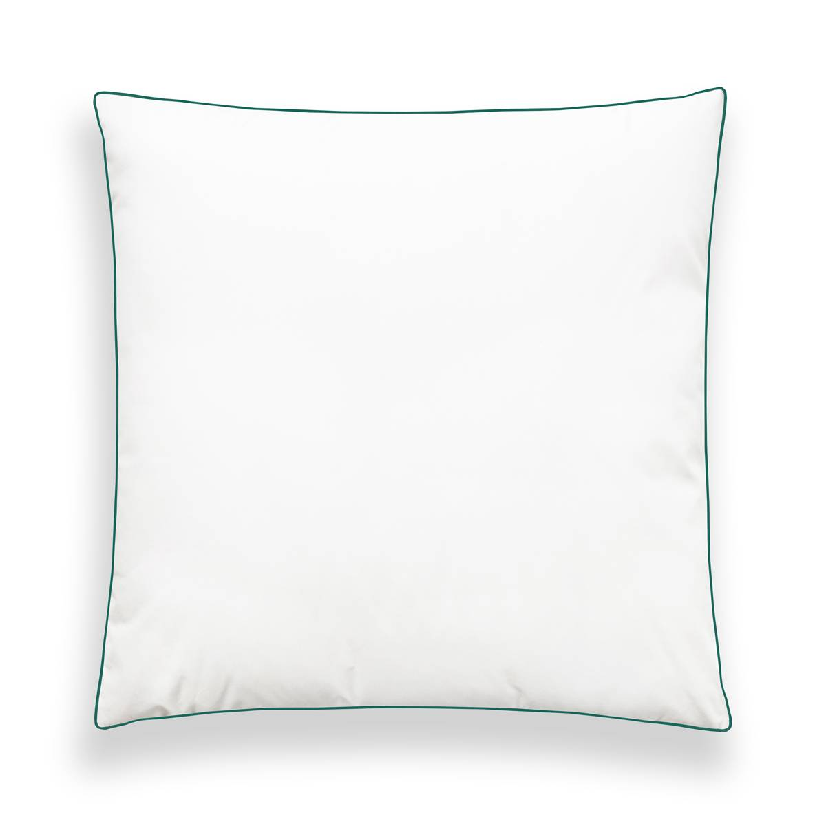 WAKE ME GREEN Oreiller MOELLEUX Respirant - Coton Bio  60x60 cm