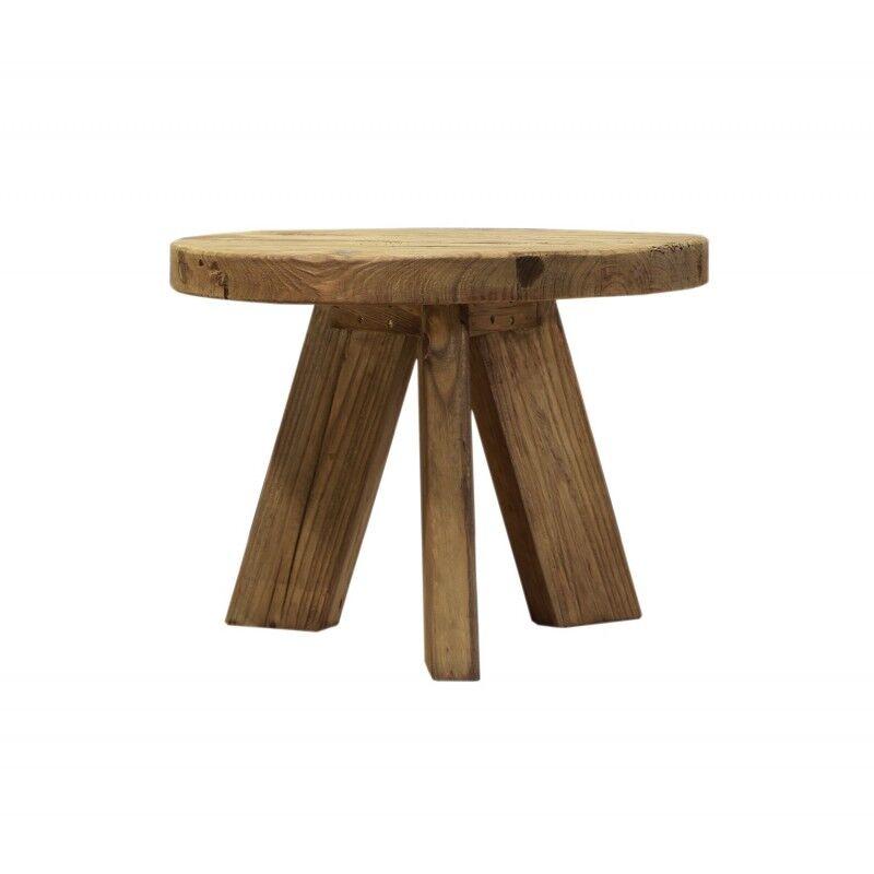 Meubletmoi Table basse ronde 60 cm