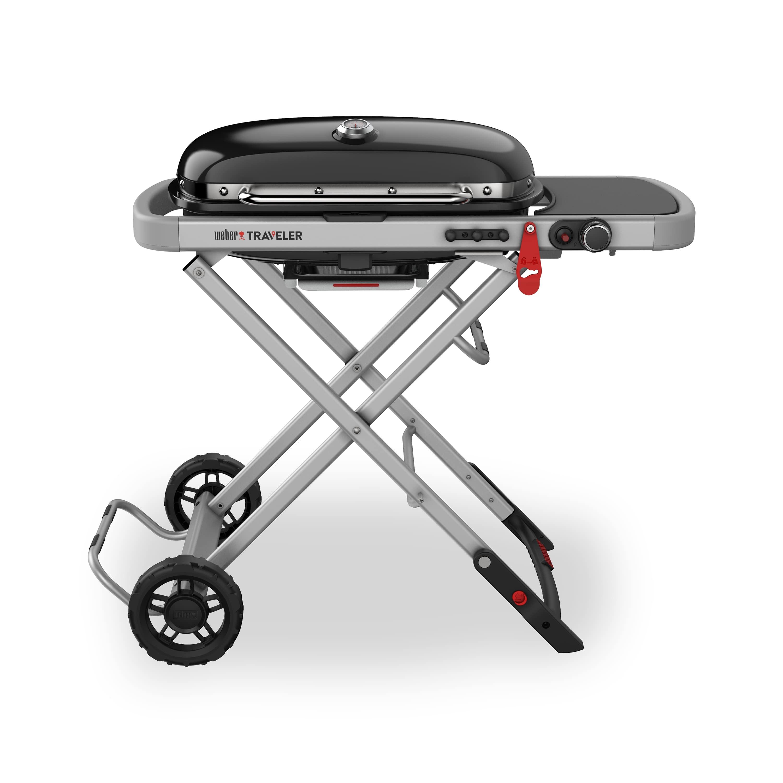 Weber Barbecue  gaz chariot pliable intégré