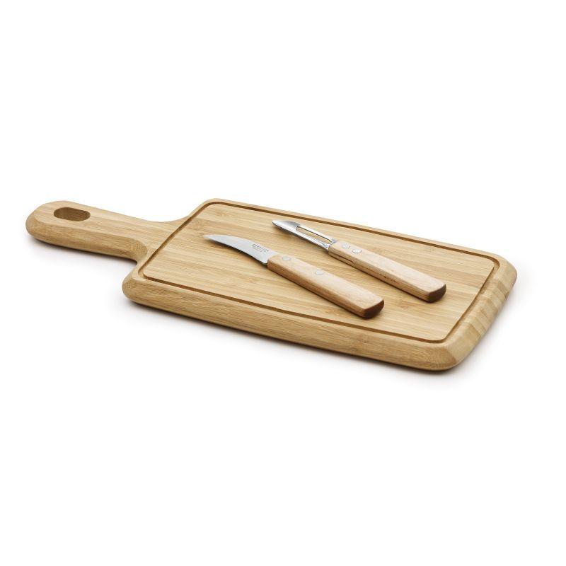 Sabatier Trompette Planche  découper, éplucheur et couteau fruits & légumes