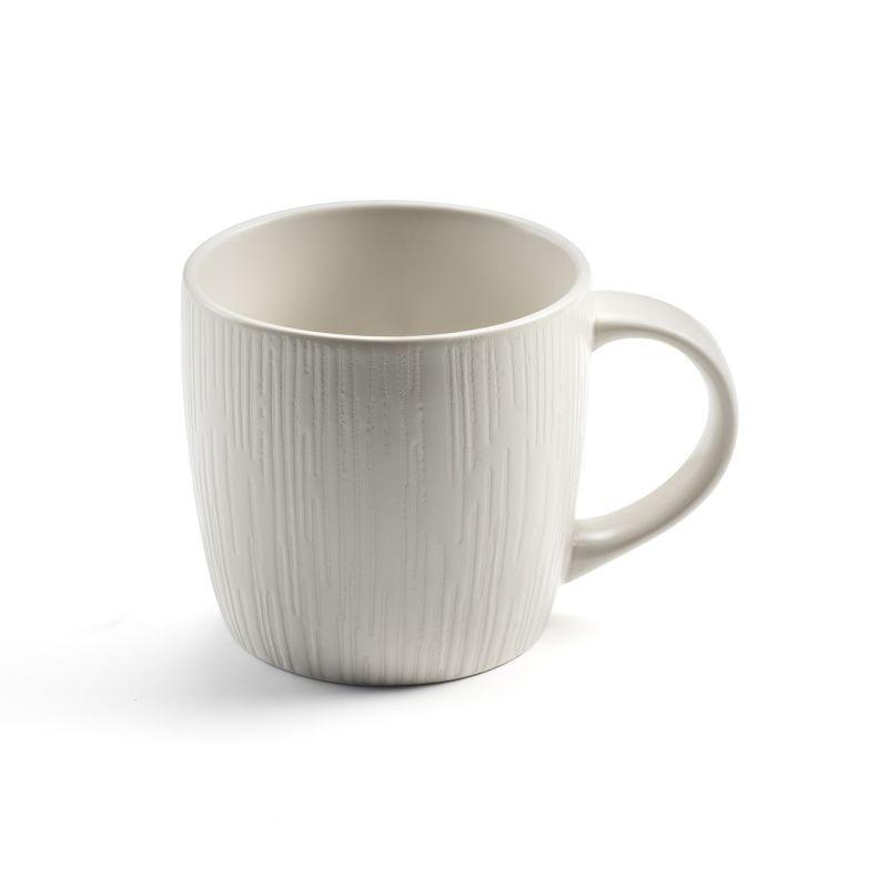 Medard de Noblat Coffret 6 tasses café & thé ivoire