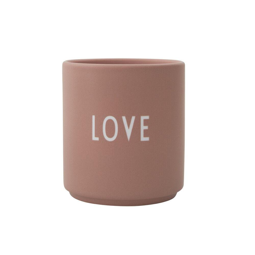 Design Letters Tasse Favourite cup Love