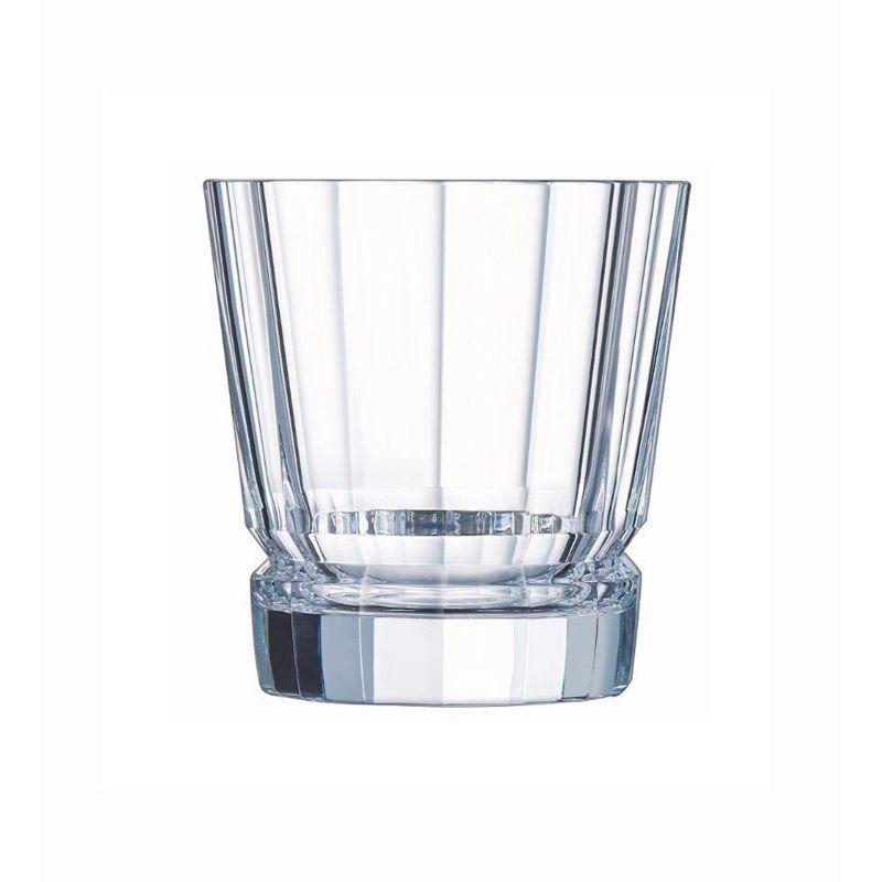 Cristal dArques 6 gobelets forme basse 32 cl