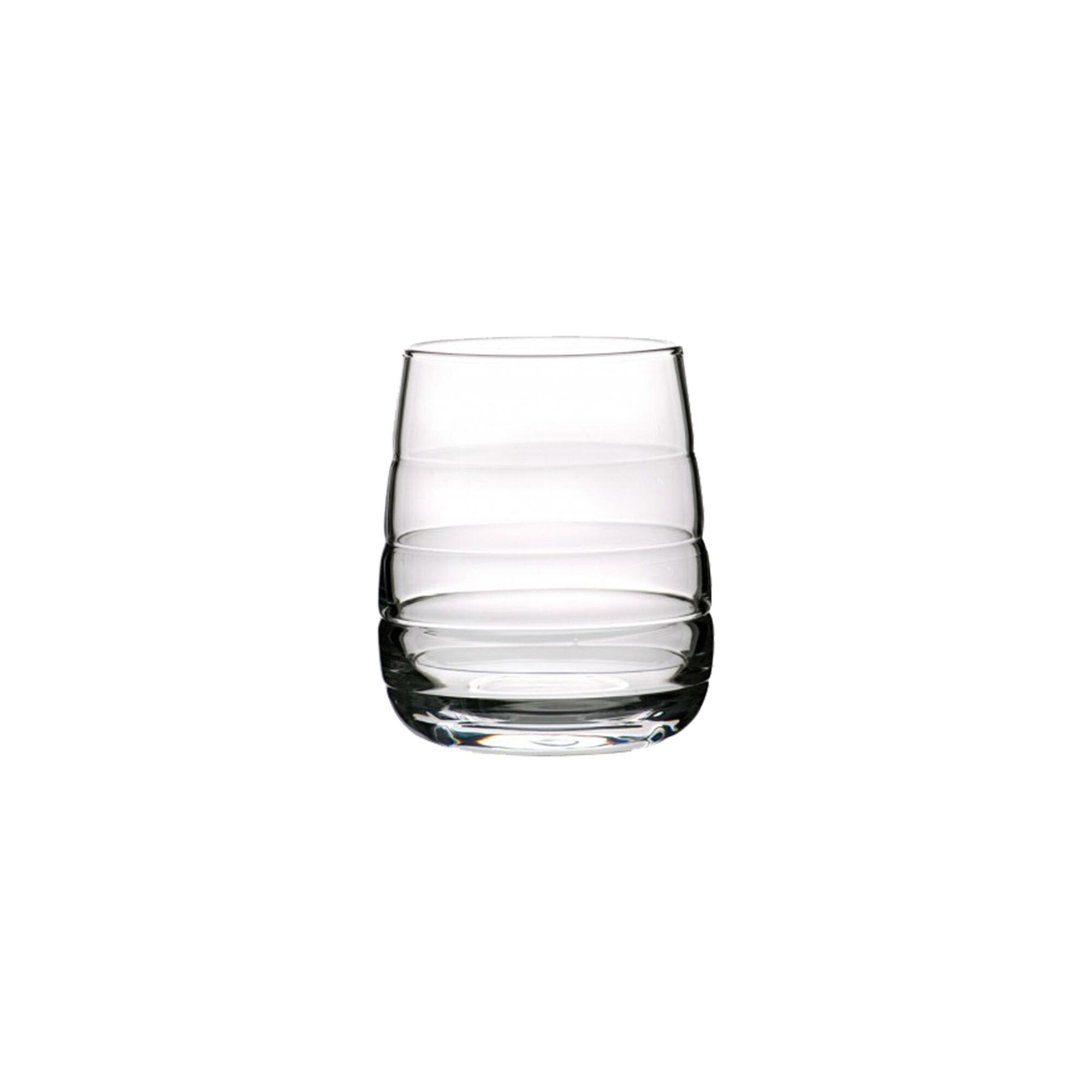 Sibo Homeconcept Gobelet en verre soufflé bouche 35 cl - Lot de 6