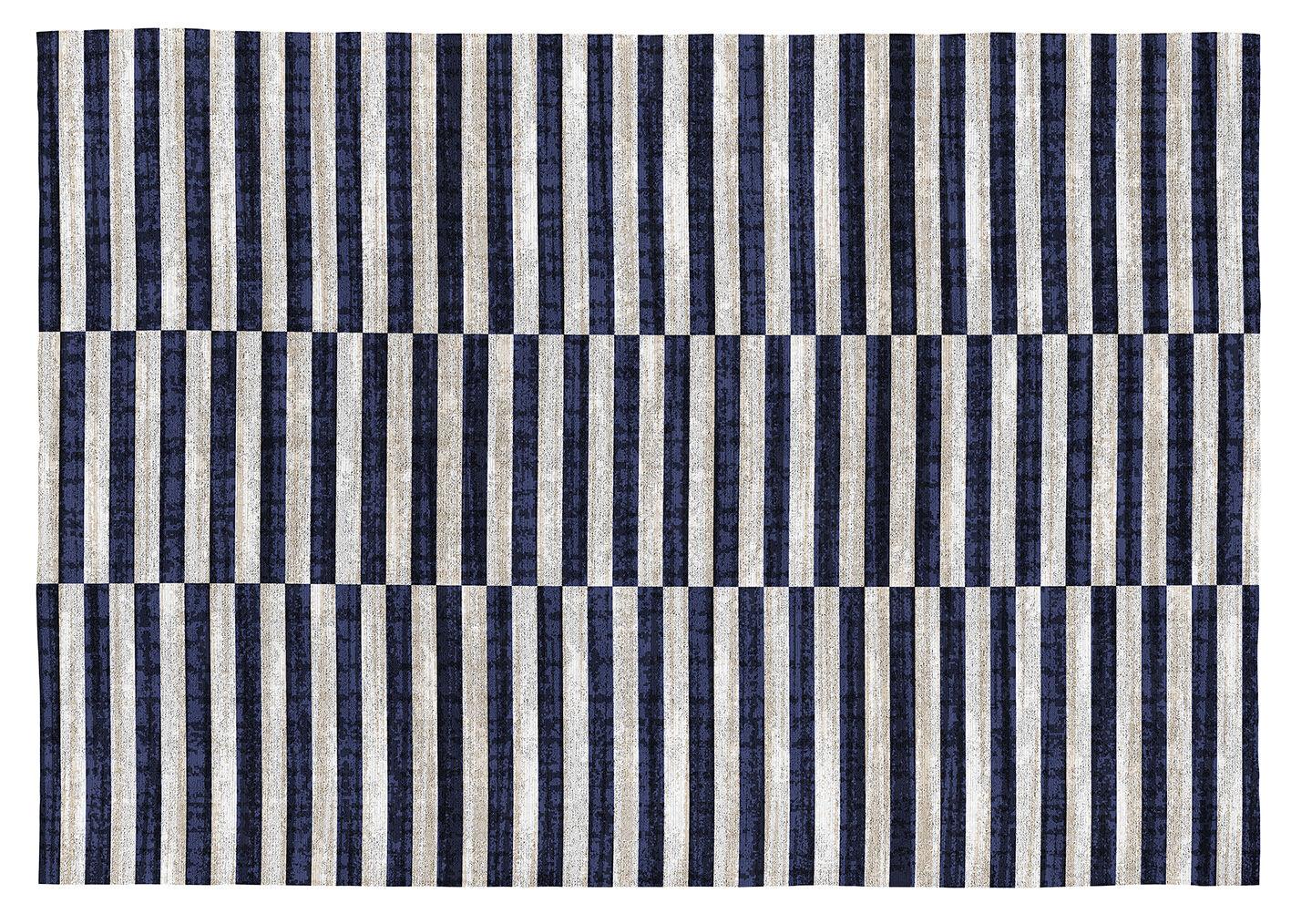 Rugs&Rugs Tapis décoratif en coton en impression numérique 160x230