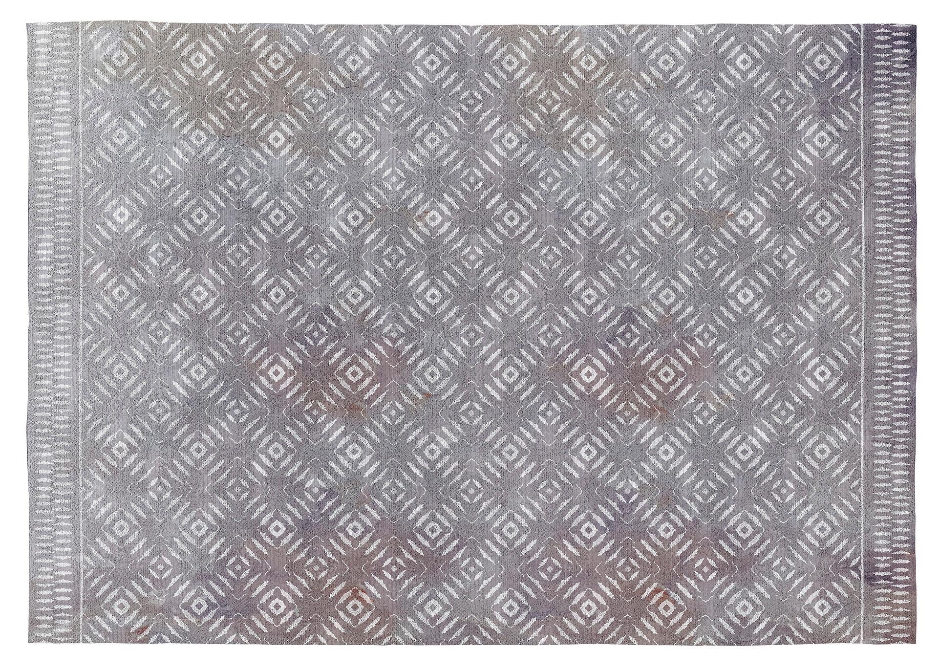 Rugs&Rugs Tapis décoratif en coton en impression numérique 120x170