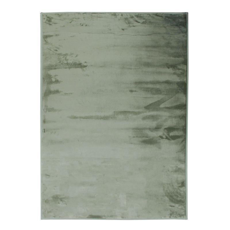 The Deco Factory Tapis extra-doux effet velours vert clair 120x170
