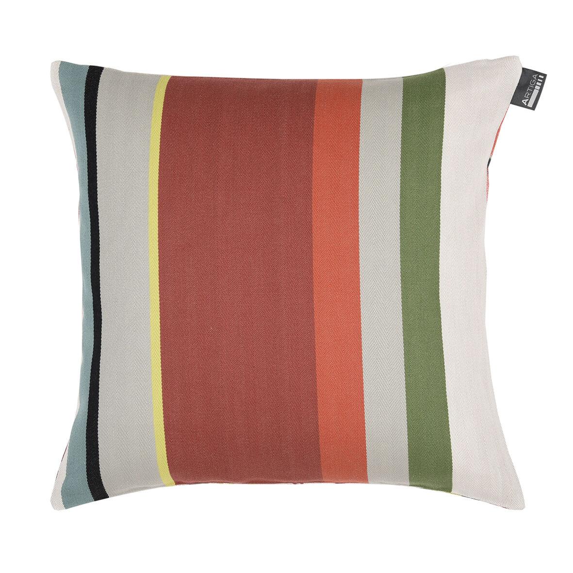 Artiga Coussin carré en coton tuile 40x40 cm