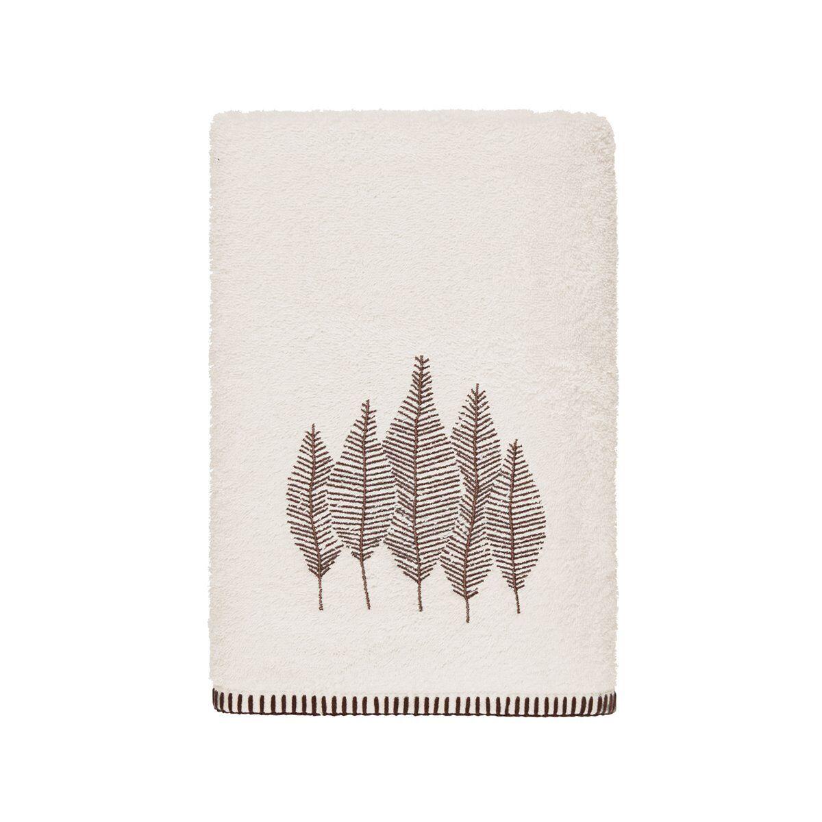 Sensei Drap de bain coton biologique  Ecru 70x140
