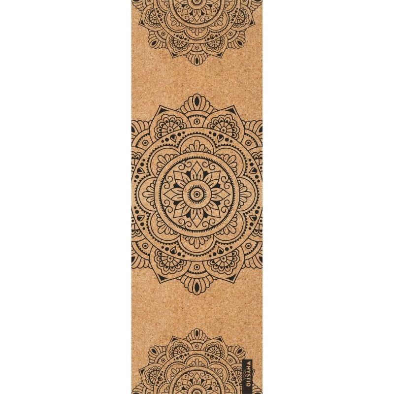 Mystiq Yoga Tapis de yoga liege mandalife