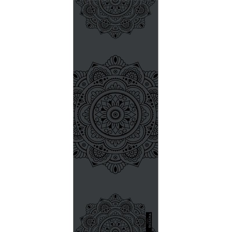 Mystiq Yoga Tapis de yoga elite mandalife noir