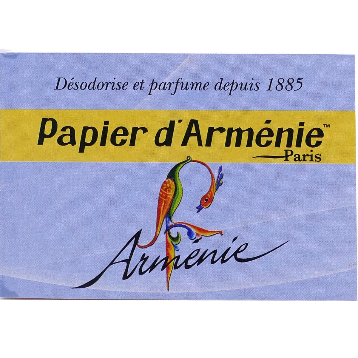 PHARM UP Papier d'armenie 36 lamelles