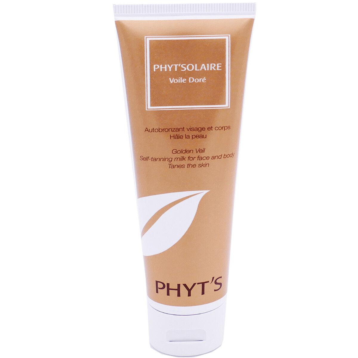 Phyt's autobronzant visage et corps 100 ml
