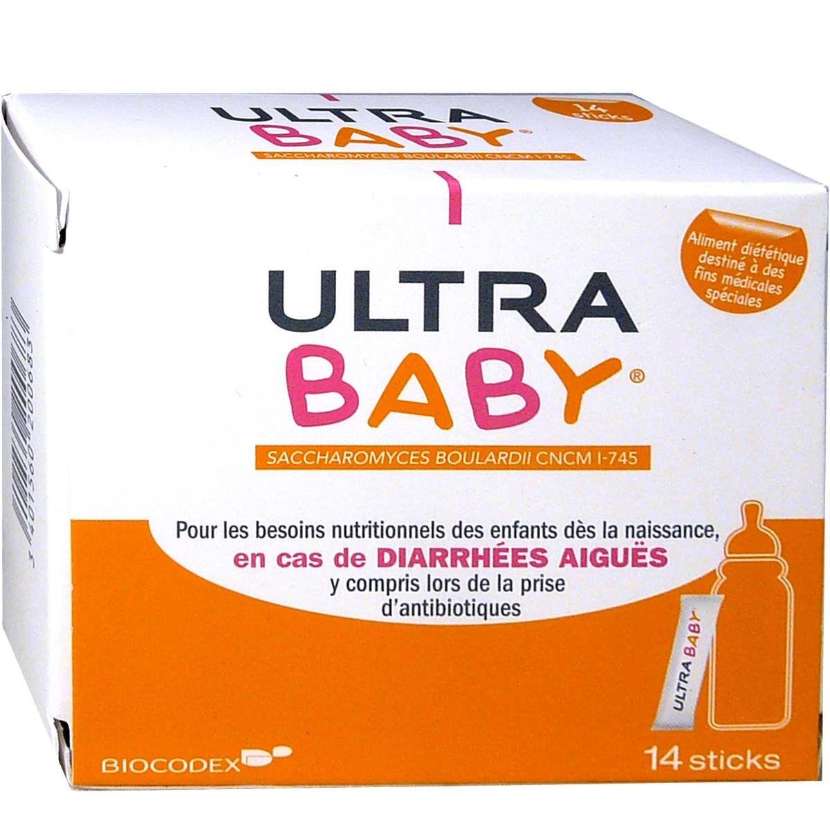 DIVERS Ultra baby 14 sticks