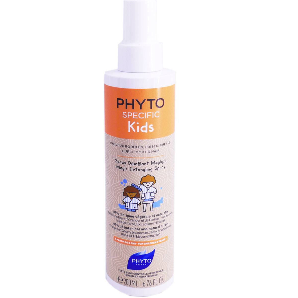 PHYTOSOLBA Phyto specific kids spray demelant magique 200ml