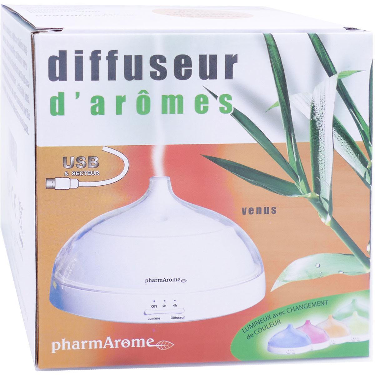 MATHIEU Pharmarome diffuseur d'aromes