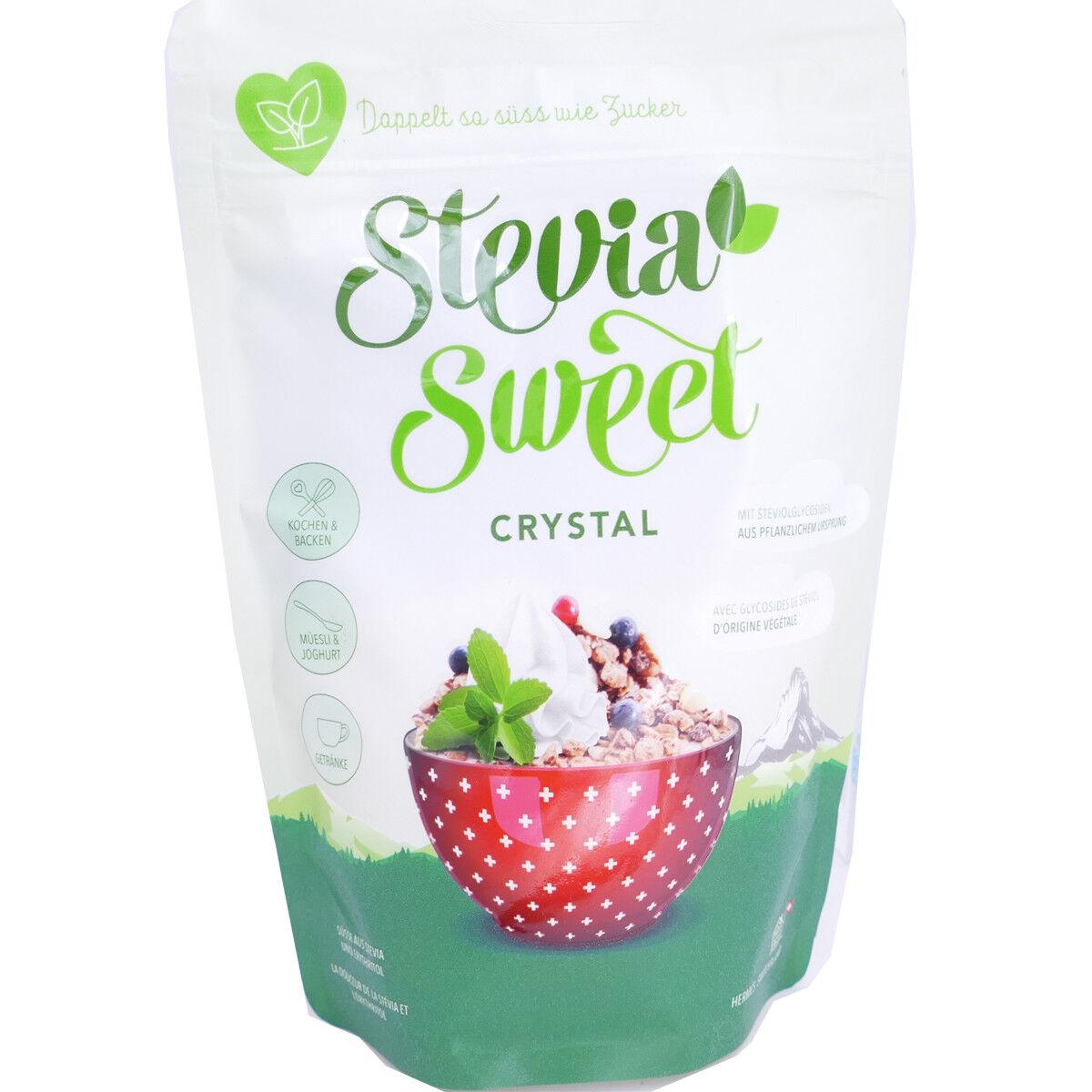 DIVERS Stevia sweet crystal 250 g