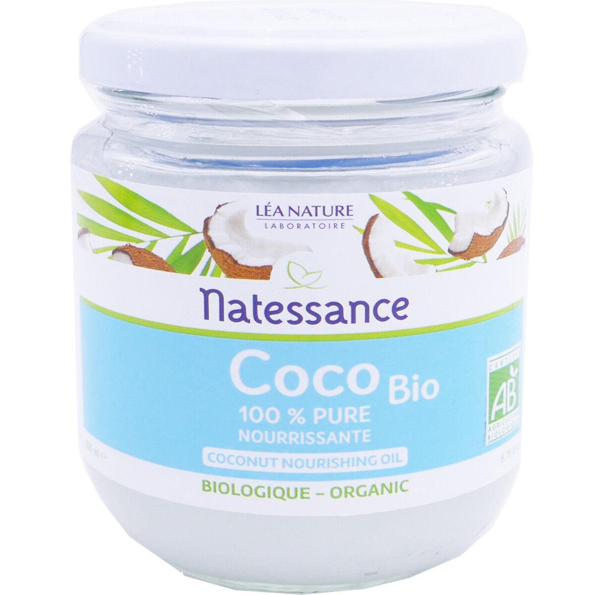 Natessance coco bio 200 ml