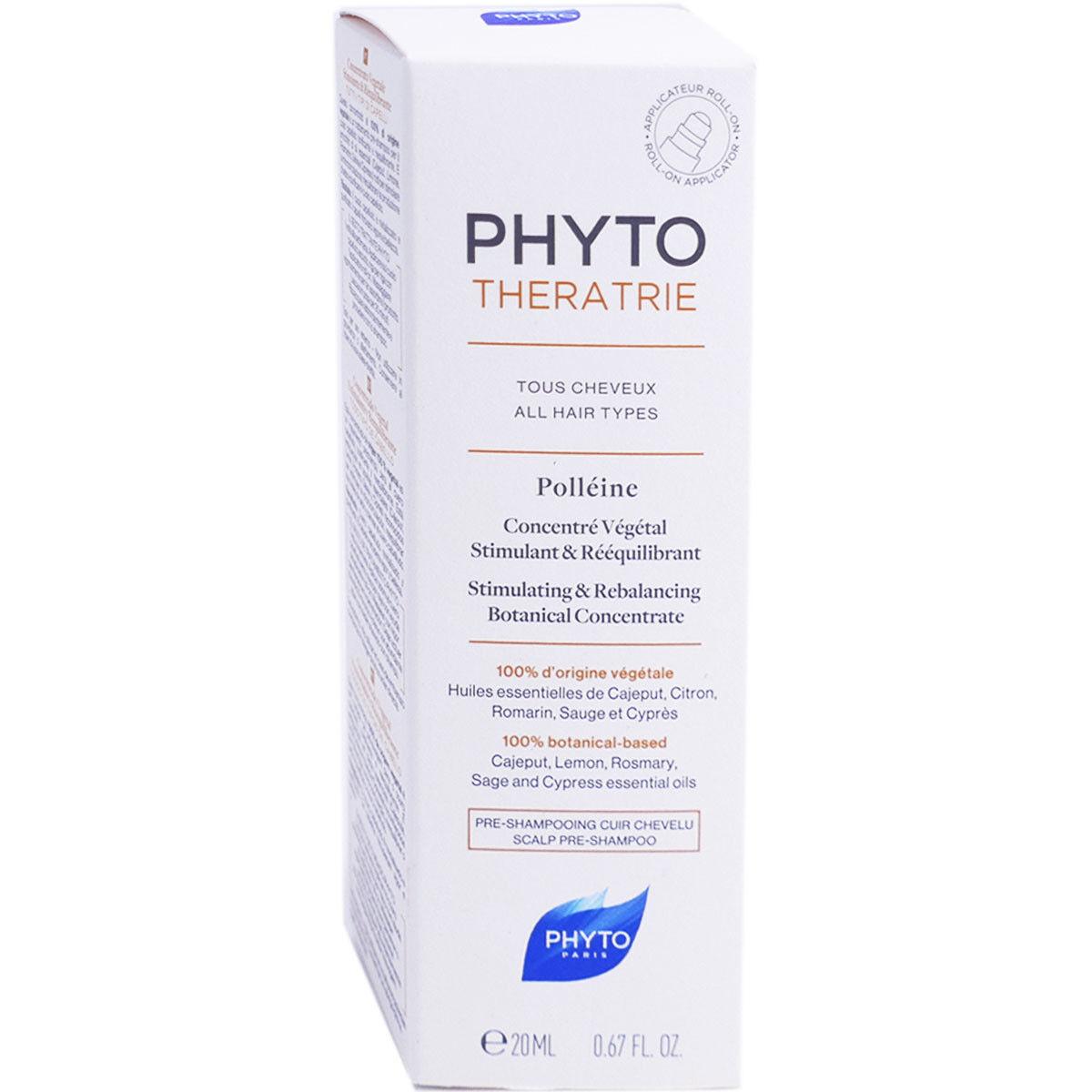 PHYTOSOLBA Phytotherapie polleine concentre vegetal 20ml