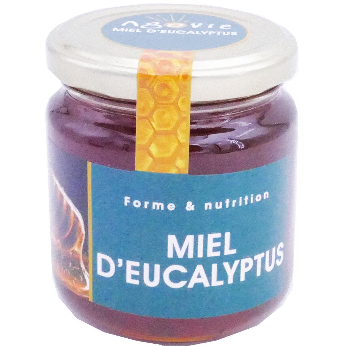 Agovie miel d'eucalyptus 250 g