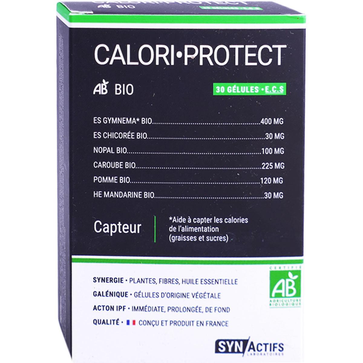 Synactifs calori protect bio 30 gelules