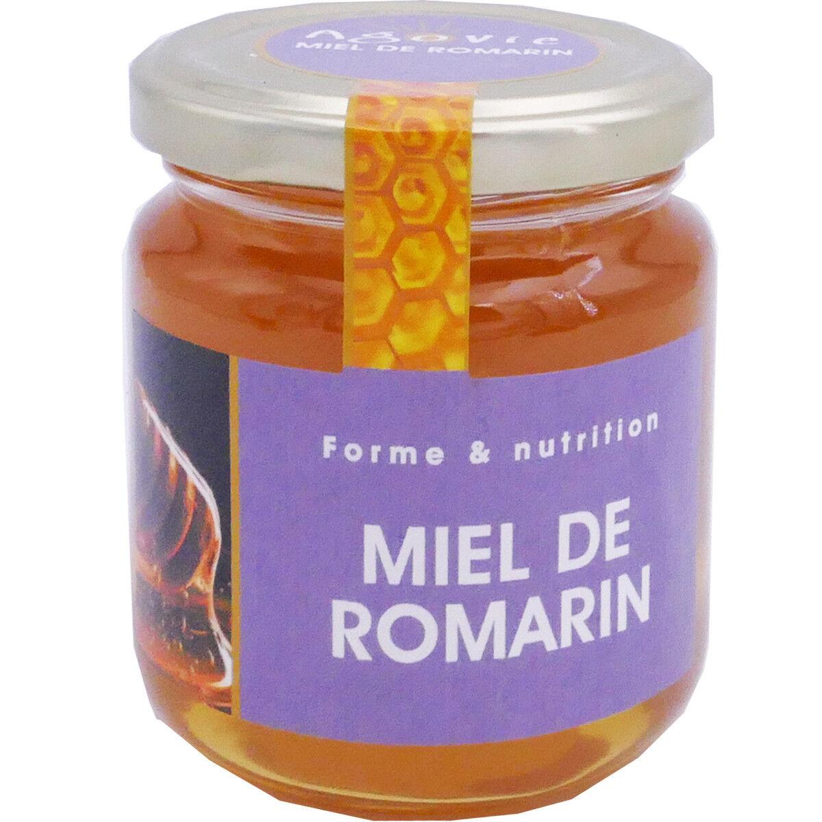 Agovie miel de romarin 250 g