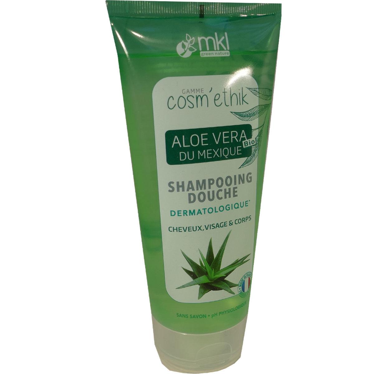 MKL Shampooing douche aloe vera 200 ml