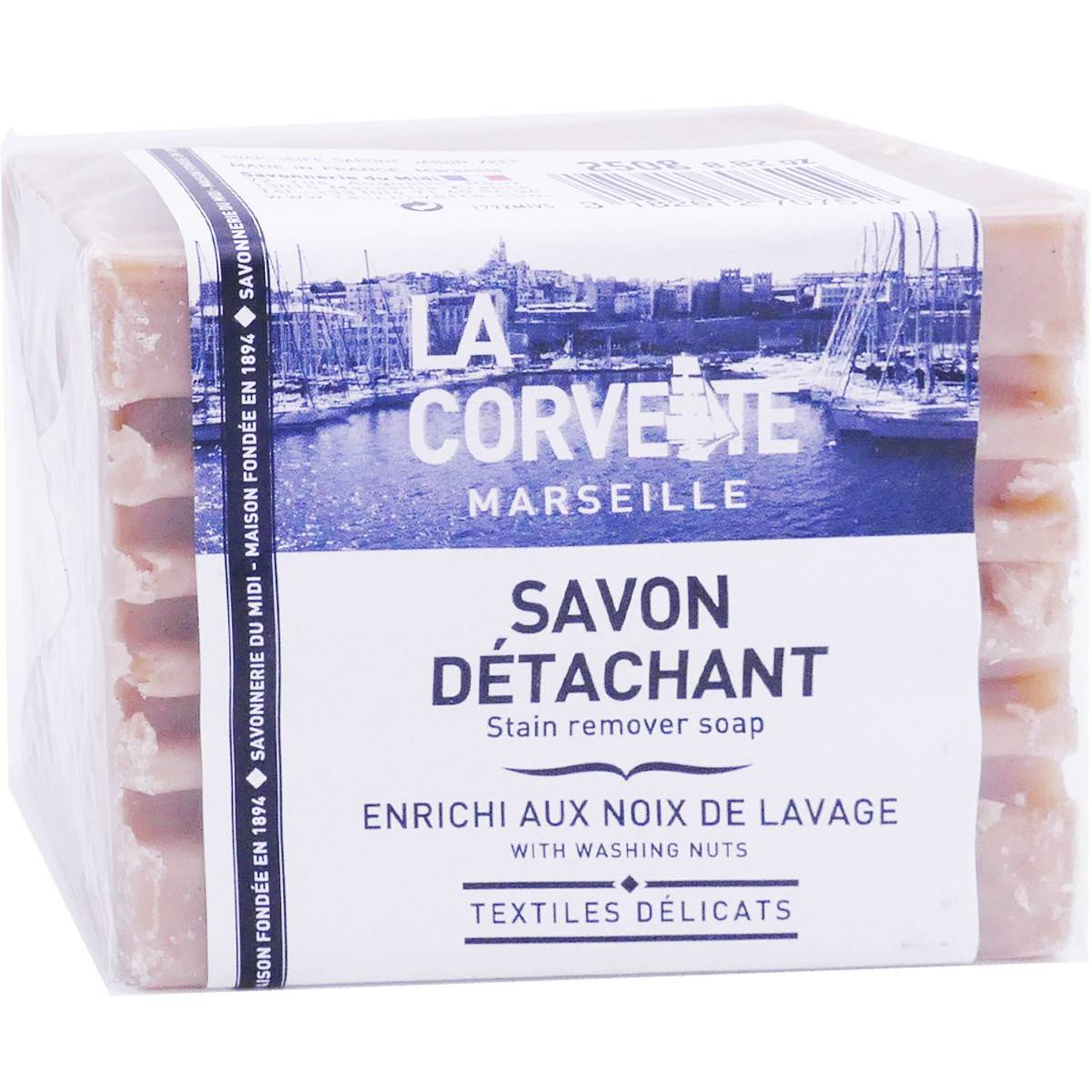 La corvette savon detachant 250g