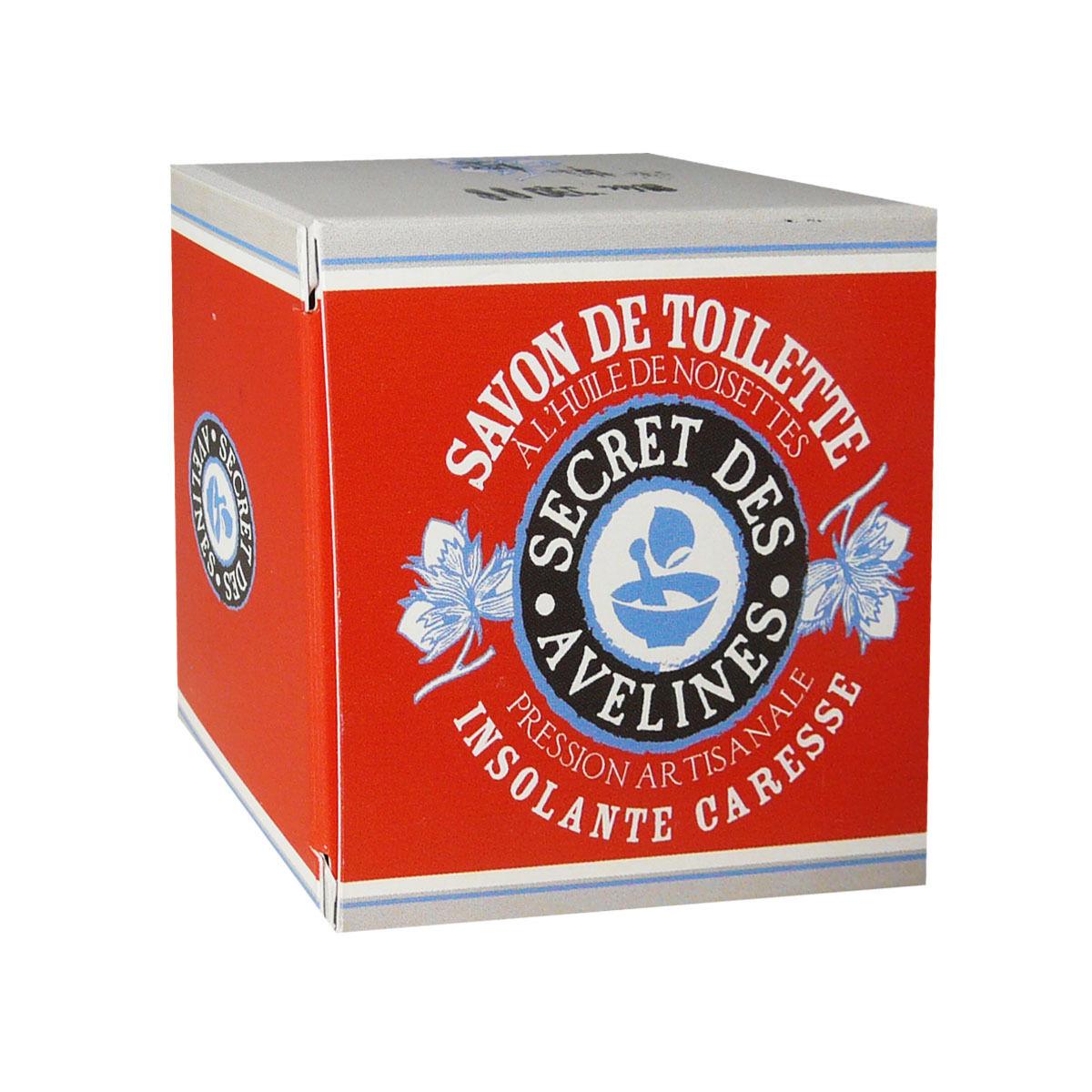 Secret des avelines savon a l'huile de noisettes 100 gr