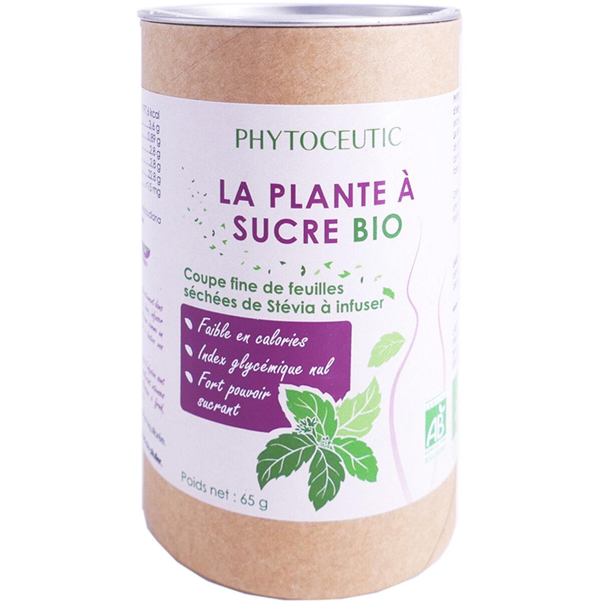 Phytoceutic la plante a sucre bio 65g