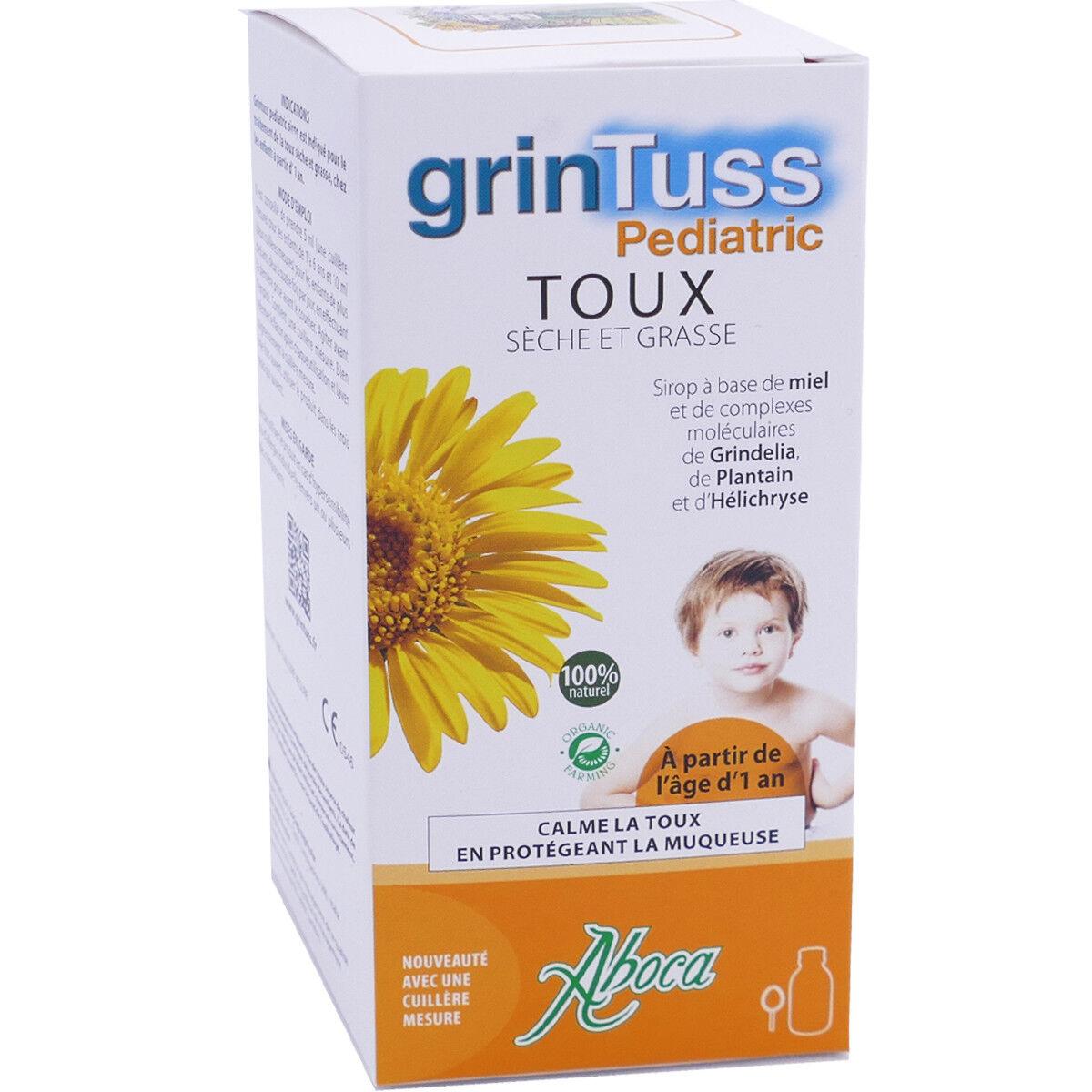 Aboca grintuss pediatric toux 210 g