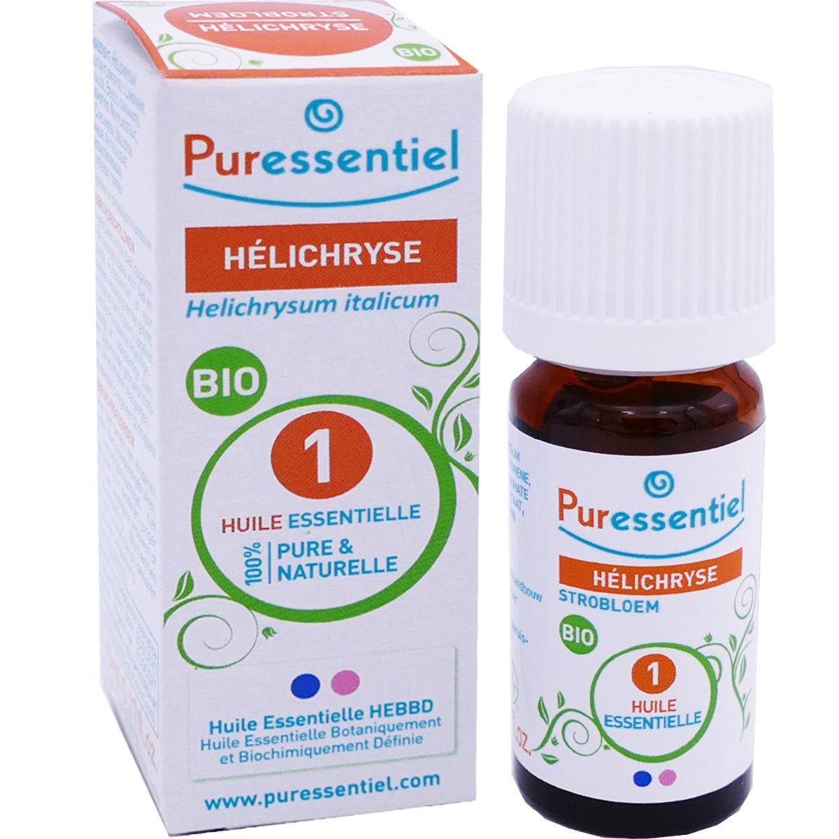 Puressentiel huile essentielle helichryse bio 5 ml