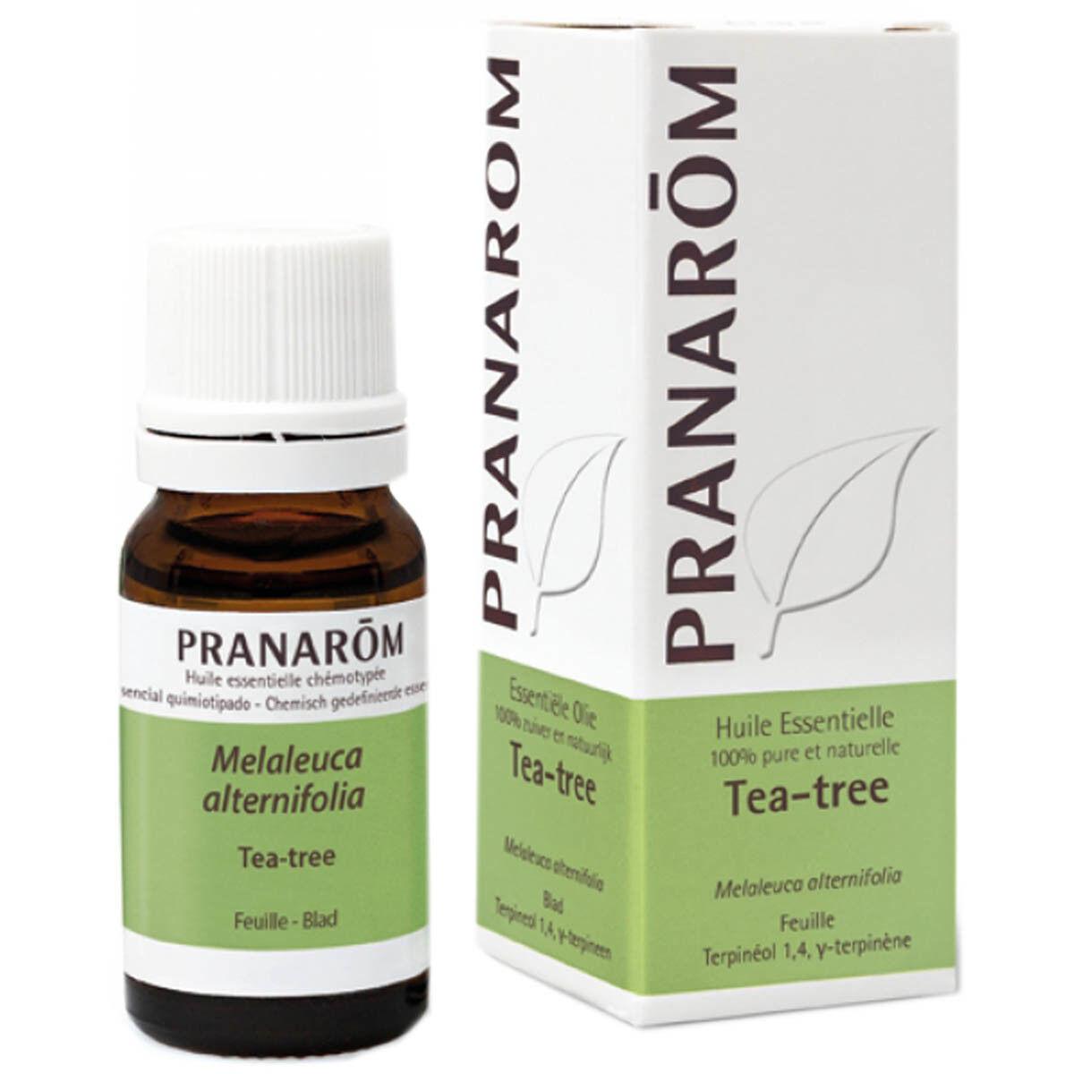 Pranarom huile essentielle tea-tree 10ml
