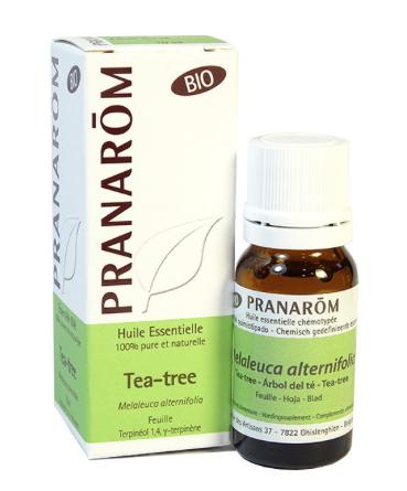Pranarom tea-tree 10ml huile essentielle